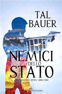 Cover Nemici dello Stato: The Executive Office #1