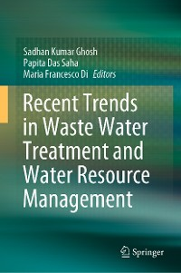 Cover Recent Trends in Waste Water Treatment and Water Resource Management