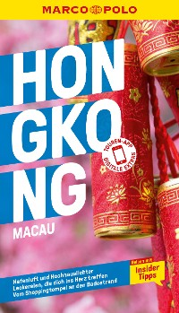 Cover MARCO POLO Reiseführer Hongkong, Macau