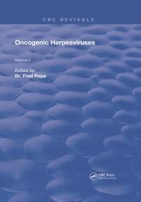 Cover Oncogenic Herpesviruses
