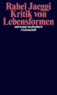 Cover Kritik von Lebensformen