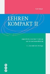 Cover Lehren kompakt II (E-Book)