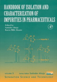Cover Handbook of Isolation and Characterization of Impurities in Pharmaceuticals