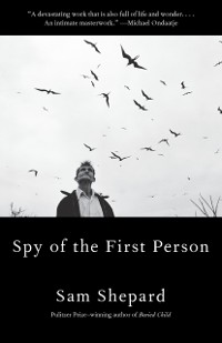 Cover Spy of the First Person