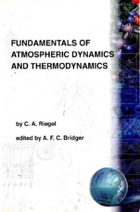 Cover Fundamentals Of Atmospheric Dynamics And Thermodynamics