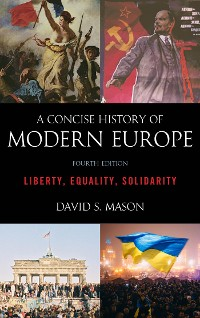 Cover A Concise History of Modern Europe