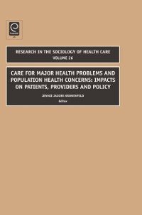 Cover Care for Major Health Problems and Population Health Concerns