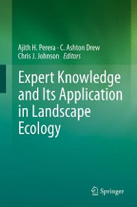Cover Expert Knowledge and Its Application in Landscape Ecology