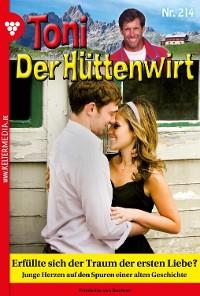 Cover Toni der Hüttenwirt 214 – Heimatroman