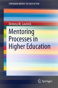 Cover Mentoring Processes in Higher Education