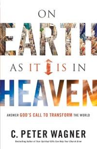 Cover On Earth As It Is in Heaven