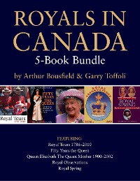 Cover Royals in Canada 5-Book Bundle