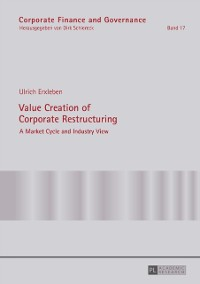 Cover Value Creation of Corporate Restructuring