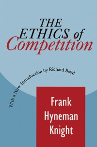 Cover Ethics of Competition