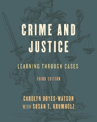 Cover Crime and Justice