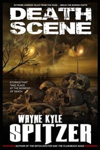 Cover Death Scene   Stories That Take Place at the Moment of Death
