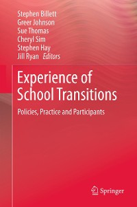 Cover Experience of School Transitions
