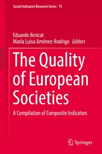 Cover The Quality of European Societies