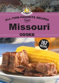 Cover All Time Favorite Recipes from Missouri Cooks