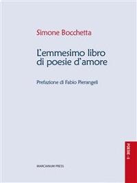 Cover L'emmesimo libro di poesie d'amore