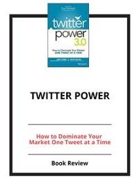 Cover Twitter Power