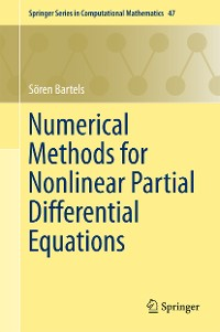 Cover Numerical Methods for Nonlinear Partial Differential Equations