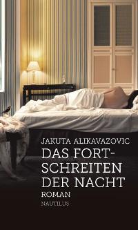 Cover Das Fortschreiten der Nacht