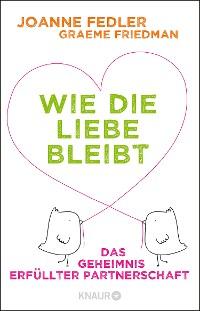Cover Wie die Liebe bleibt
