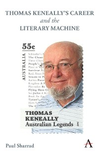 Cover Thomas Keneally's Career and the Literary Machine