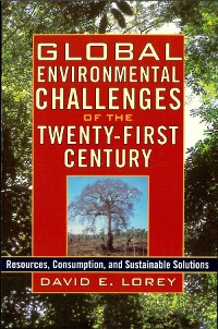 Cover Global Environmental Challenges of the Twenty-First Century