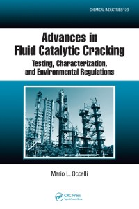 Cover Advances in Fluid Catalytic Cracking