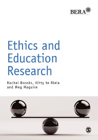 Cover Ethics and Education Research