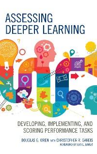 Cover Assessing Deeper Learning