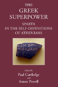 Cover The Greek Superpower