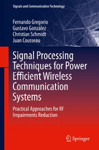 Cover Signal Processing Techniques for Power Efficient Wireless Communication Systems