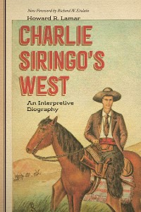 Cover Charlie Siringo's West