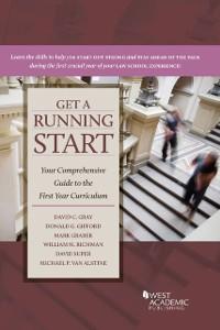 Cover Get a Running Start