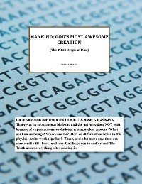 Cover Mankind; God's Most Awesome Creation