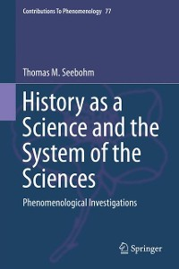 Cover History as a Science and the System of the Sciences