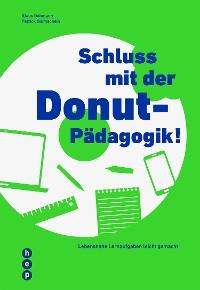 Cover Schluss mit der Donut-Pädagogik! (E-Book)