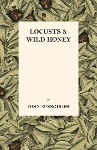 Cover Locusts And Wild Honey