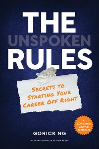 Cover The Unspoken Rules