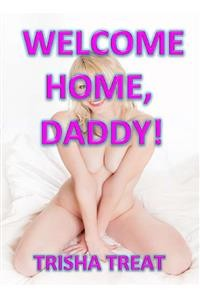 Cover Welcome Home, Daddy