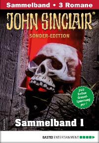 Cover John Sinclair Sonder-Edition Sammelband 1 - Horror-Serie