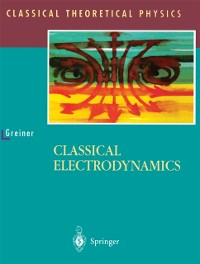 Cover Classical Electrodynamics