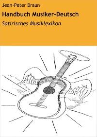 Cover Handbuch Musiker-Deutsch