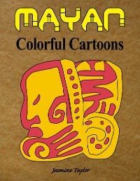 Cover Mayan Colorful Cartoons