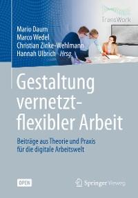Cover Gestaltung vernetzt-flexibler Arbeit