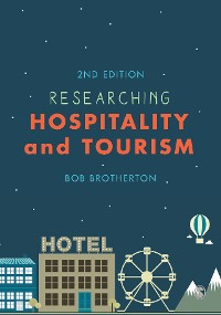 Cover Researching Hospitality and Tourism