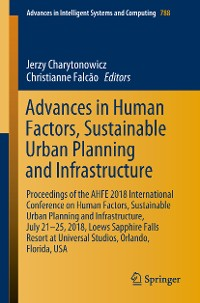 Cover Advances in Human Factors, Sustainable Urban Planning and Infrastructure